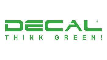 Logo for Decal Think Green