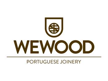 Logo for Wewood - Portuguese Joinery