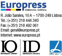 Logo for EUROPRESS, LDA