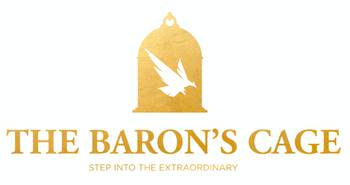 Logo for The Baron's Cage - Shoes Brand