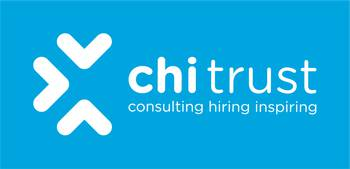 Logo for CHI Trust, Lda