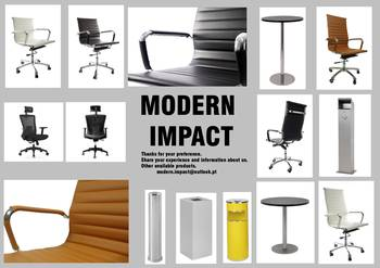 Logo for Modern Impact, Lda