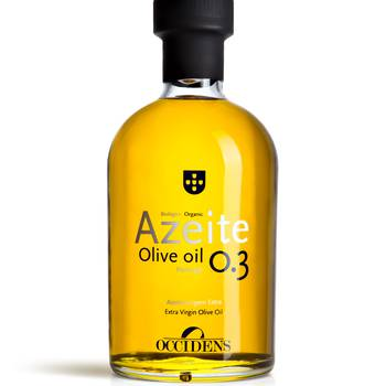 Occidens O.3 Organic Extra Virgin Olive Oil 240 ml