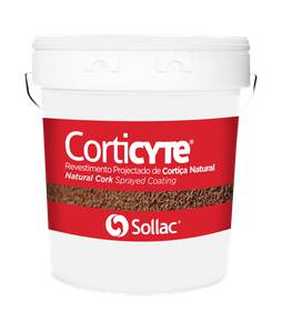 Corticyte ® - Sprayed Cork