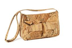 Cork Handbag BAKI Mixed