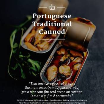 Portuguese Traditional Canned