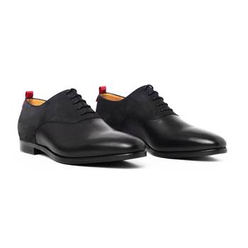 Mr Apollo - Black Oxford Shoes