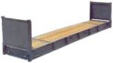FLAT RACK COLLAPSIBLE 20'